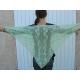 Katarina - crochet shawl