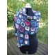 Allsorts - crochet stole