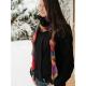 Kubix - crochet scarf