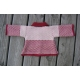 Manon - crochet baby jacket