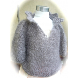Cloud - children's knitted top