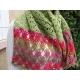Organic - crochet stole