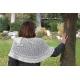 Corolle - crochet shawl