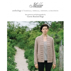 Madder : Anthology I - book (knitting)