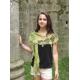 Euphorbia - crochet shawl