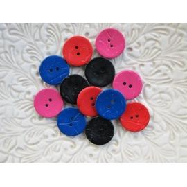 Coconut colour button