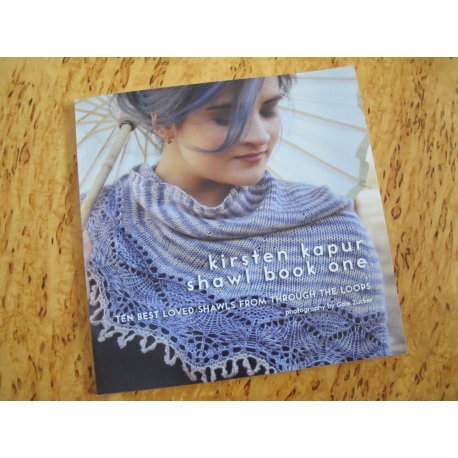 Kirsten Kapur Shawl Book One