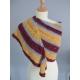 Sibylla - knitted shawl