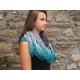Pyramidal - crochet shawl