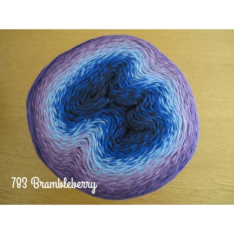Whirl - gradient yarn - Annette Petavy Design