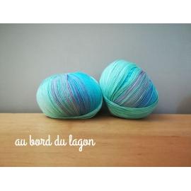 Organic cotton - multicoloured