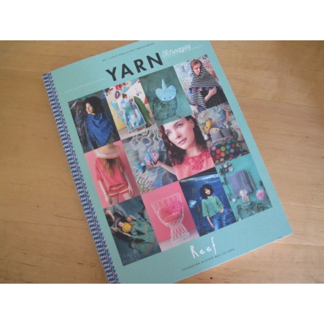 Yarn issue 7: Reef (Scheepjes)
