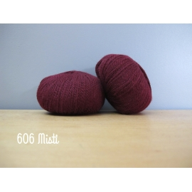 Balayage - baby alpaca and organic merino wool