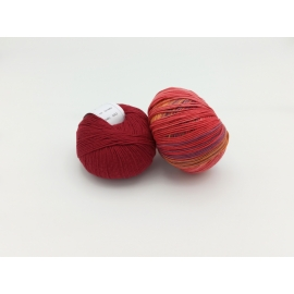 Rhombique kit (yarn) - large bag