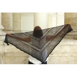 Roma - crochet shawl