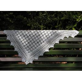 Celeste - crochet shawl