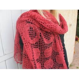 Cirkel - crochet stole
