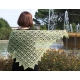 Falbala - crochet shawl