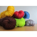 Laceweight yarns
