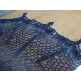 Crochet - shawls, scarves, cowls etc